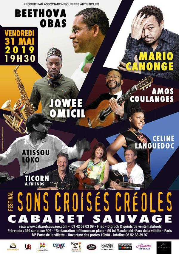 Sons Croisés Créoles