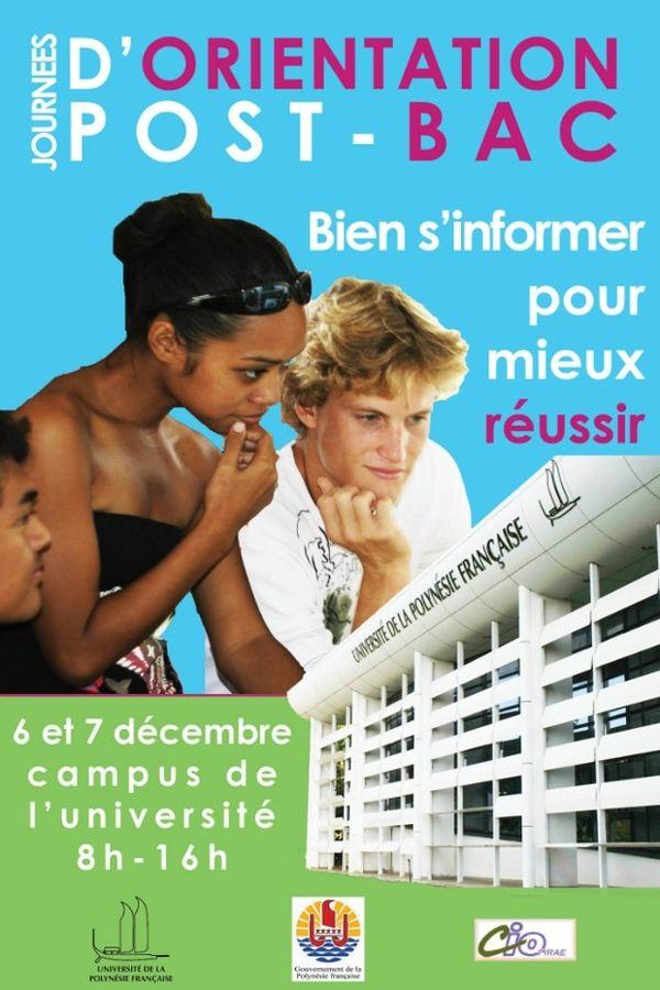 post bac universite polynesie upf