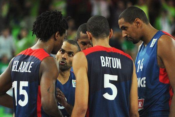 basket france slovénie