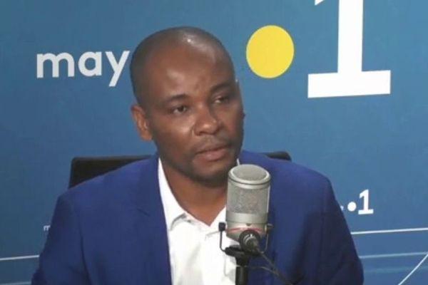 Ambdilwahedou Soumaïla est le nouveau maire de la commune de Mamoudzou