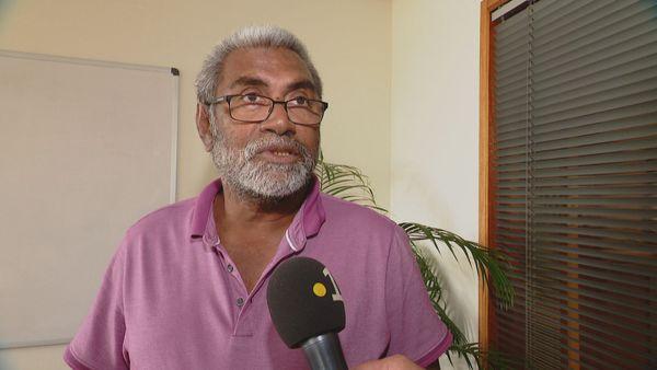André Forest, président de l'UTSKE