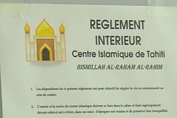 Sans autorisation, pas de centre islamique
