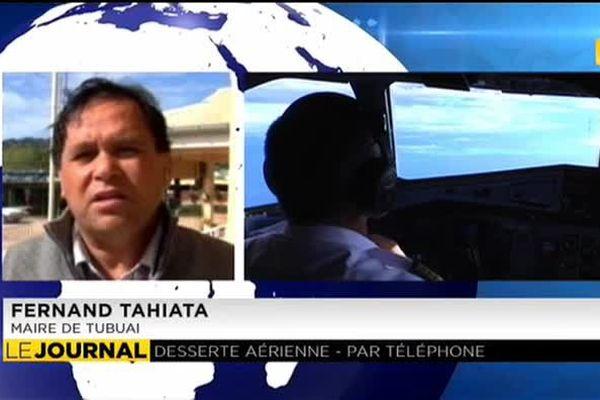 Les Australes victimes de la grève à Air Tahiti