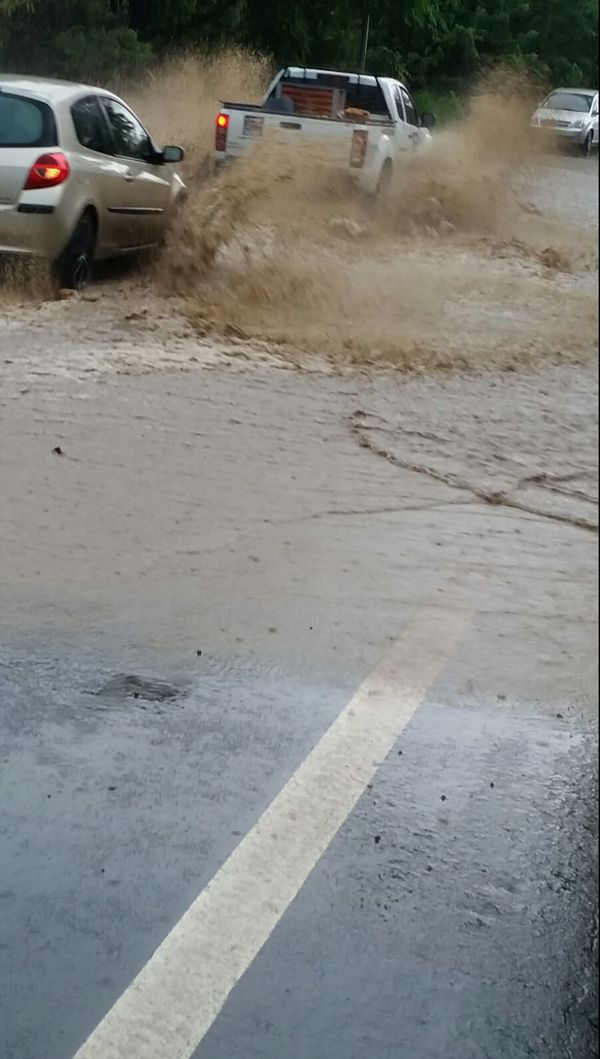 Inondations 6 novembre 2015