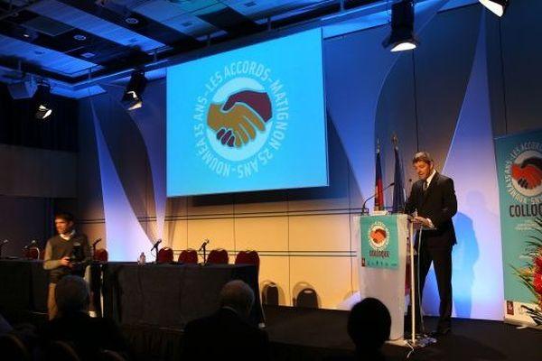 Colloque Accords de Matignon 25 ans après