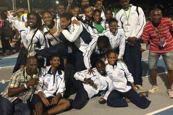 Sélection Martinique athlétisme