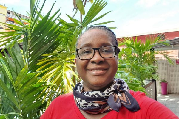 La Guyanaise Katia Benth.
