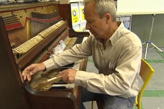 réparation piano collège