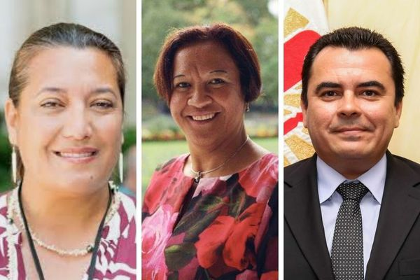 parlementaires tapura