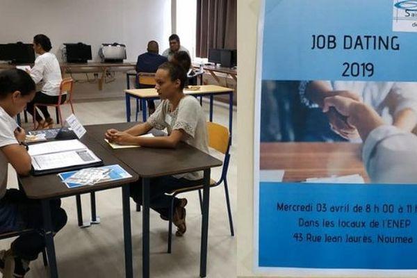 Lycée professionnel St Joseph de Cluny : 4e édition Job Dating