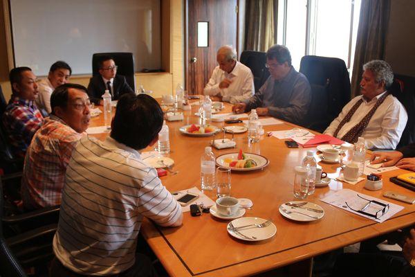 E.Fritch et la société Tian Rui