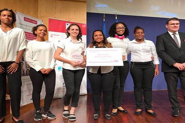 La Martinique remporte innovatech 2017(2)