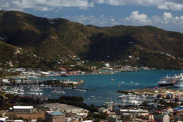 Les îles Vierges Britanniques
