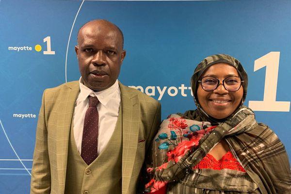 Boura Digo Irchadi est candidat avec Moizari Ahamada dans le canton de Tsingoni.