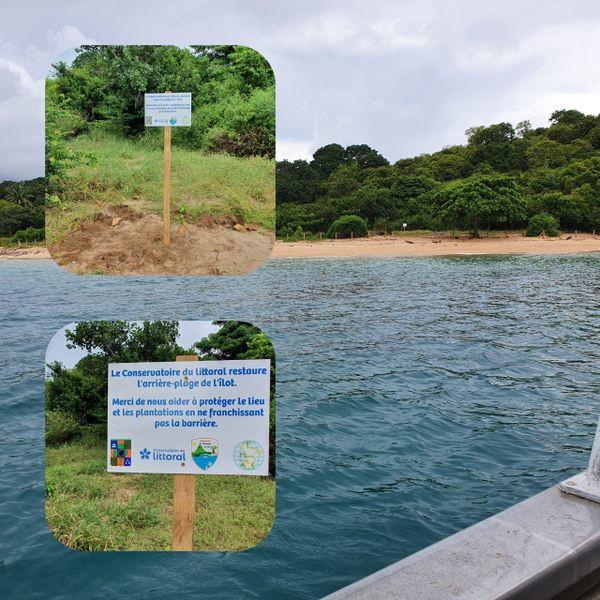 L'îlot de Bandrélé fait peau neuve