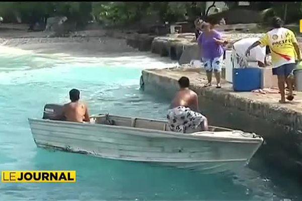 Le système dépressionnaire paralyse l'économie des Tuamotu