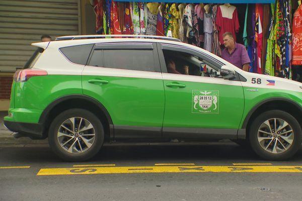 Taxi de Nouméa