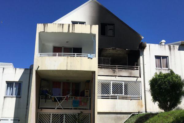 Deux personnes ont trouvé la mort dans l'incendie de leur habitation dans le quartier de la Chatoire au Tampon