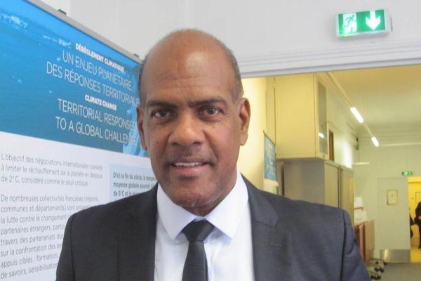Serge Letchimy, président de la région Martinique
