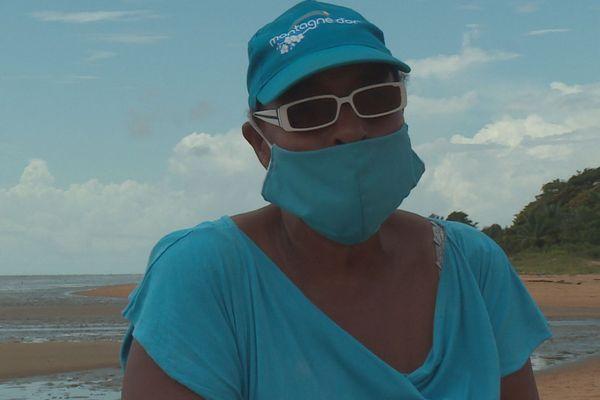 "Cayenne : à Bourda, Christiane fait ""plage nette"""