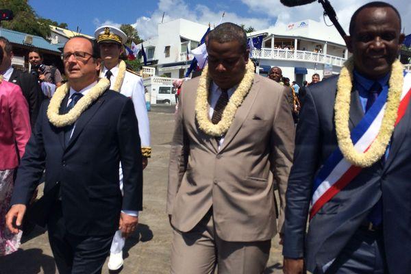 Visite présidentielle
