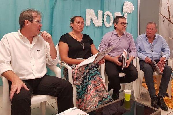 Référendum NC 2020, projet de société de Calédonie ensemble, 11 septembre 2020