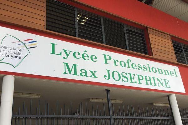Lycée Professionnel Max Joséphine