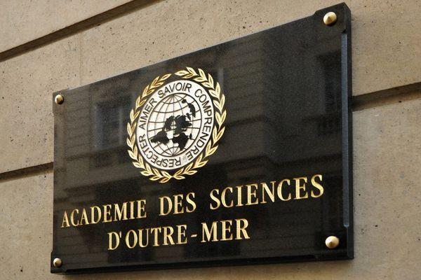 Académie sciences Outre-mer
