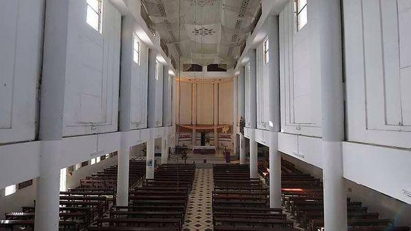 L'église Saint-André de Morne à l'Eau