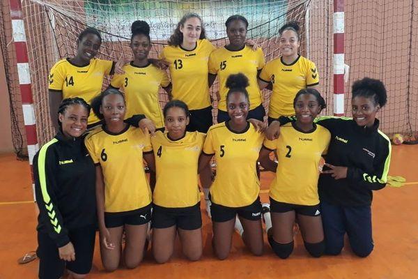 Handball : les juniors féminines préparent leur départ en Colombie