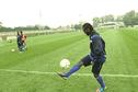 "Georges Gope-Fenepej,""Waddle"", privé de Stade de France"