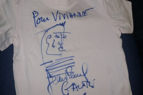 Jean-Paul Gaultier : dédicace