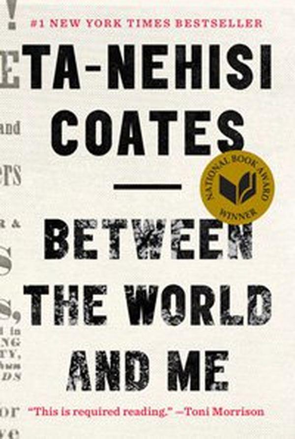 Ta-Nehisi Coates book