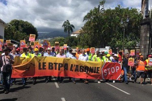 Manifestation BTP