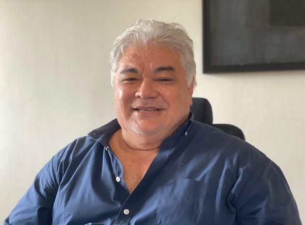 Daniel Ochida, juillet 2020