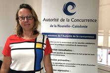 Aurélie Zoude-Le Berre, présidente de l'ACNC.