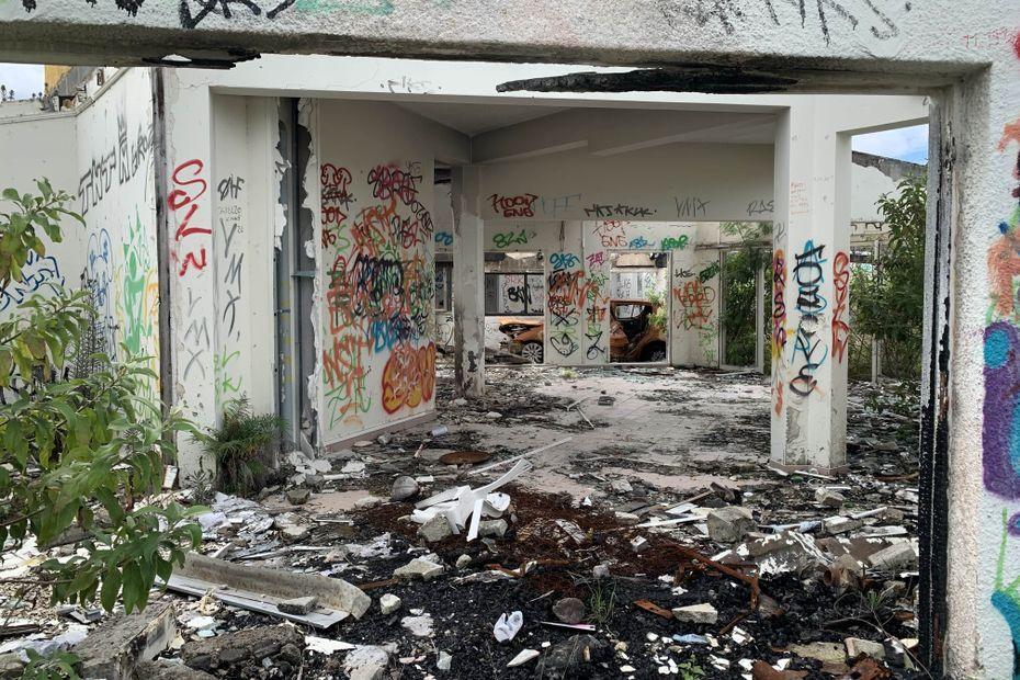 La mairie de Païta rachète les ruines du Tontoutel - Nouvelle-Calédonie la 1ère