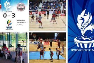 Samoa 2019, journal des Jeux du 15 juillet