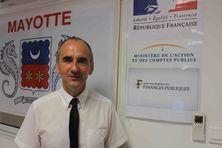 JEAN - MARC LELEU, DIRECTEUR REGIONAL DES FINANCES PUBLIQUES DE MAYOTTE