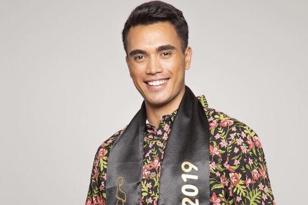 Tehau Matikaua, Mister Tahiti 2019