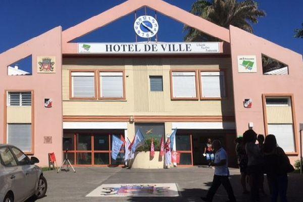 Mairie de La Possession avril 2018