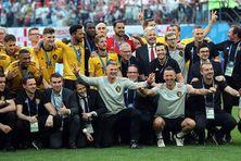 La Belgique a décroché la troisième place du podium en battant l'Angleterre 2 à 0