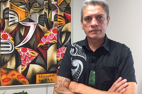 Bruce Shepherd, consul de Nouvelle-Zélande à Nouméa