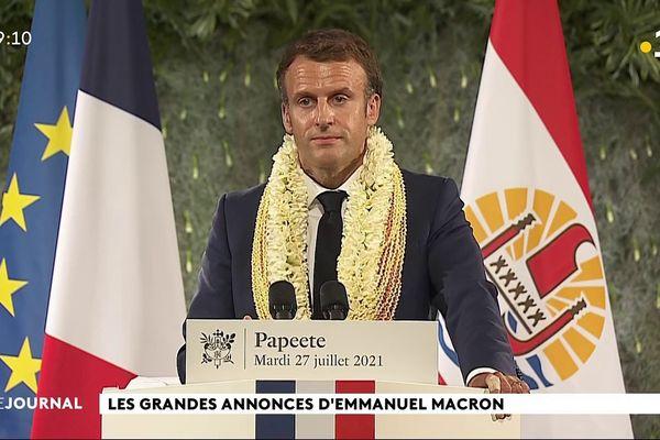 Que faut-il retenir du discours d'Emmanuel Macron ?