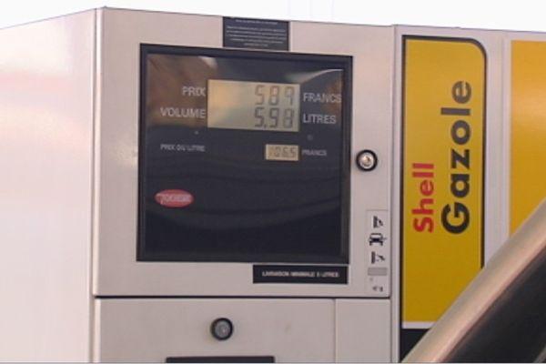 Baisse prix carburants