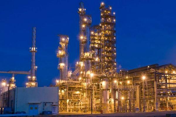 Trinidad et Tobago, Petrotrin raffinerie, Pointe à Pierre