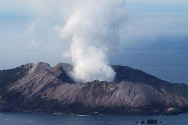 18 morts à White island