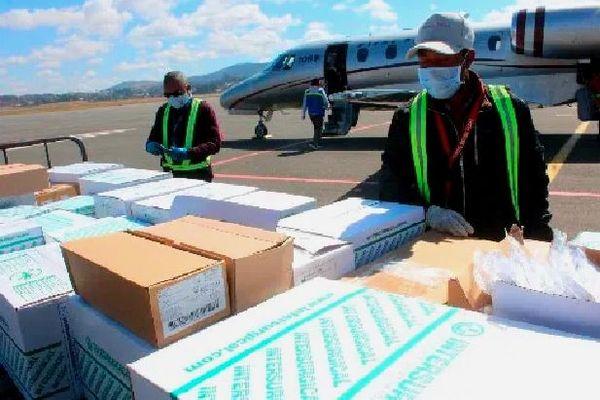 La France envoie du matériel à Madagascar et des médecins à Madagascar
