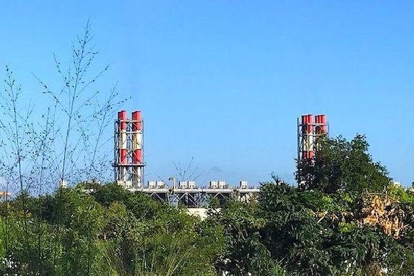 La centrale de La Possession Mai 2018