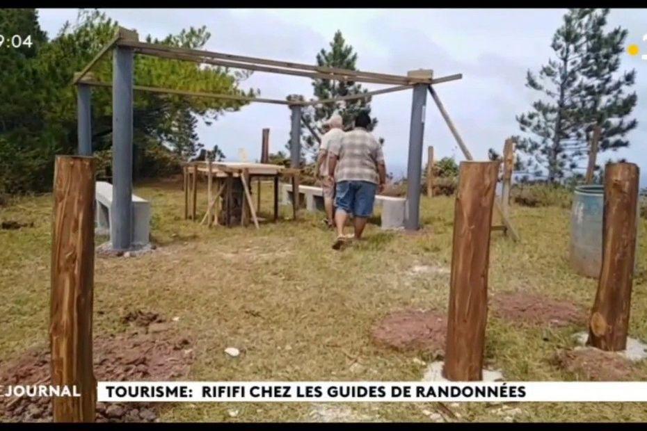 L'aménagement d'un sentier ne fait pas l'unanimité à Rurutu - Polynésie la 1ère
